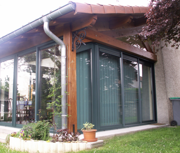 Fermetures extérieure pour maison